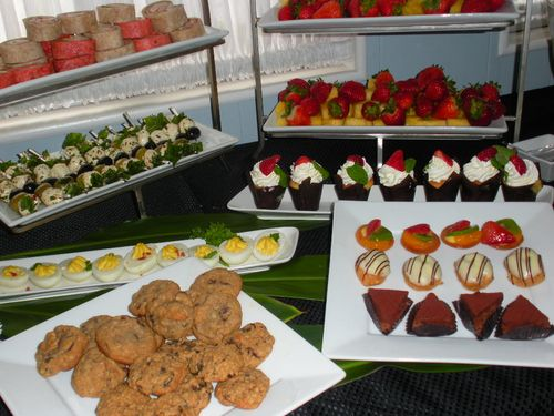 Los-angeles-catering-party