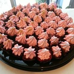 Tulip-cupcakes